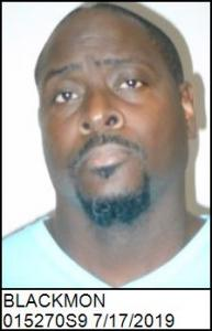 Jerry Lee Blackmon a registered Sex Offender of North Carolina