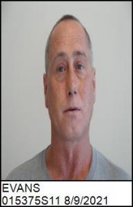 Cecil Wayne Evans a registered Sex Offender of North Carolina