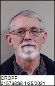 David Lynn Cropp a registered Sex Offender of North Carolina