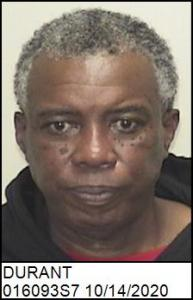 Ronald Keith Durant a registered Sex Offender of North Carolina