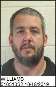 Brian Alan Williams a registered Sex Offender of North Carolina