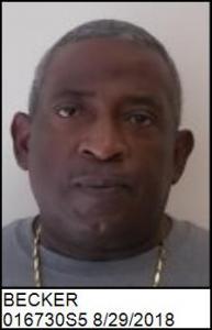 william becker sex offender in Topeka