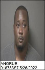 Joshua Ochigho Anorue a registered Sex Offender of North Carolina