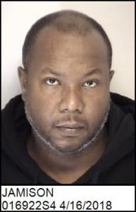 Anthony Tawan Jamison a registered Sex Offender of North Carolina