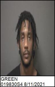 Antonio Maurice Green a registered Sex Offender of North Carolina