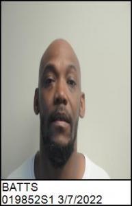 Travis Travon Batts a registered Sex Offender of North Carolina