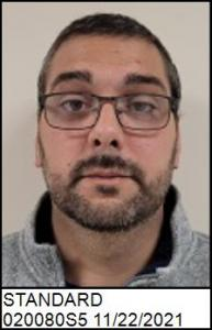 Jacob Michael Standard a registered Sex Offender of North Carolina