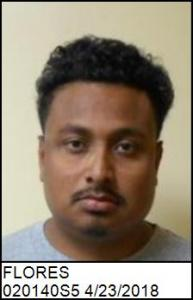 Oscar Orlando Flores a registered Sex Offender of North Carolina