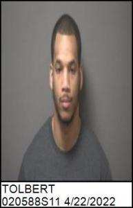 Courtland Dejaun Tolbert a registered Sex Offender of North Carolina