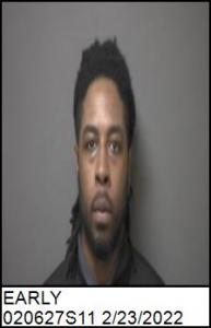 Demario Markeece Early a registered Sex Offender of North Carolina