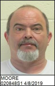 Jeffrey N Moore a registered Sex Offender of North Carolina