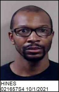 Tion Rel Hines a registered Sex Offender of North Carolina