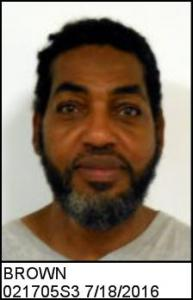 Ronald Anthony Brown a registered Sex Offender of North Carolina