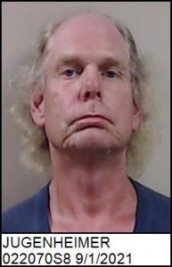 Eugene Leroy Jugenheimer a registered Sex Offender of North Carolina
