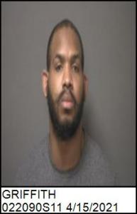 Omarre Lavere Griffith a registered Sex Offender of North Carolina