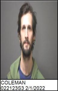 Harold Anthony Coleman a registered Sex Offender of North Carolina