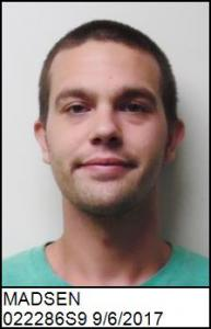 Kurtis Scott Madsen a registered Sex Offender of North Carolina