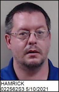 Jarrett Ross Hamrick a registered Sex Offender of North Carolina