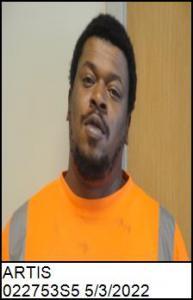 Robert Ray Artis a registered Sex Offender of North Carolina