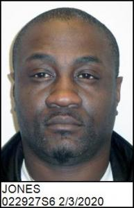 Roderick Derrell Jones a registered Sex Offender of North Carolina