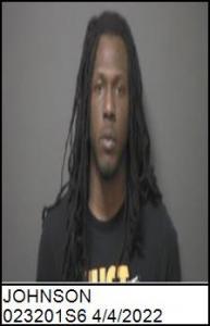 Ladarius Tyrone Johnson a registered Sex Offender of North Carolina