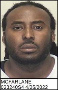 Omar Andre Mcfarlane a registered Sex Offender of North Carolina