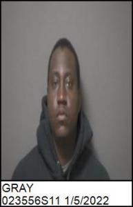 Joshua Mario Alexander Gray a registered Sex Offender of North Carolina