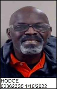 Ulysesus Alfred Hodge a registered Sex Offender of North Carolina