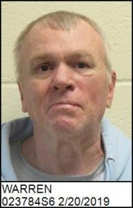 Ricky Wayne Warren a registered Sex Offender of North Carolina