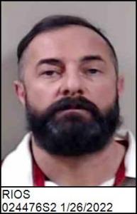 Pedro Fernando Rios a registered Sex Offender of North Carolina