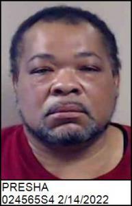 Vernon Terrell Presha a registered Sex Offender of North Carolina