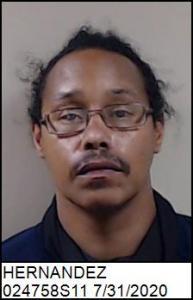 Joe Lewis Hernandez a registered Sex Offender of North Carolina