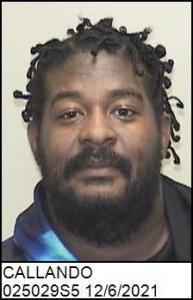 Jerrell Levon Callando a registered Sex Offender of North Carolina