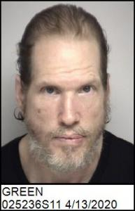 Shawn Keith Green a registered Sex Offender of North Carolina