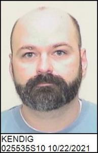 Robert Douglas Kendig a registered Sex Offender of North Carolina