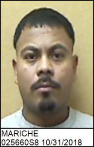 Javier F Mariche a registered Sex Offender of North Carolina
