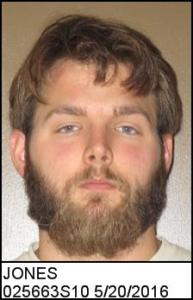 Jonathan Spencer Jones a registered Sex Offender of North Carolina