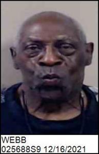James Paul Webb a registered Sex Offender of North Carolina