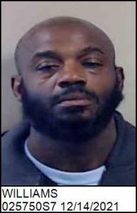 James Antwann Williams a registered Sex Offender of North Carolina