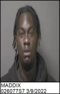 Anthony David Maddix a registered Sex Offender of North Carolina