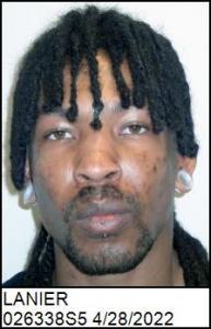 Melik Treyvonte Lanier a registered Sex Offender of North Carolina