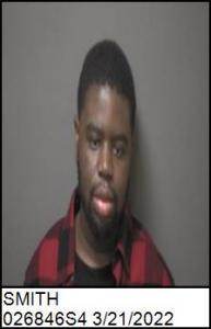 David Lamont Smith a registered Sex Offender of North Carolina
