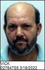 James Donald Vick a registered Sex Offender of North Carolina