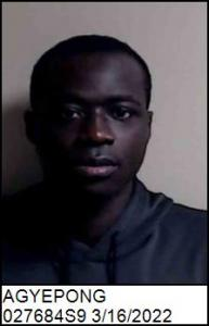 Paul Kwaku Agyepong a registered Sex Offender of North Carolina