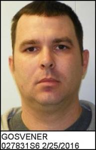 Justin Sundance Gosvener a registered Sex Offender of North Carolina