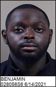 Jaevon Rahsaan Benjamin a registered Sex Offender of North Carolina