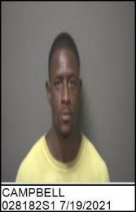 Charles Danthonie Ket Campbell a registered Sex Offender of North Carolina
