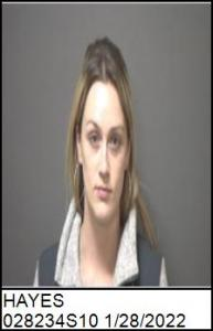 Whitney Rachelle Hayes a registered Sex Offender of North Carolina