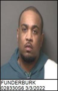 Tony Leroy Funderburk a registered Sex Offender of North Carolina