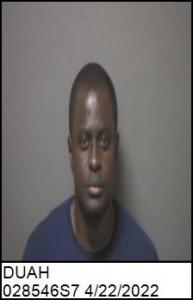 Kwame Osei Duah a registered Sex Offender of North Carolina